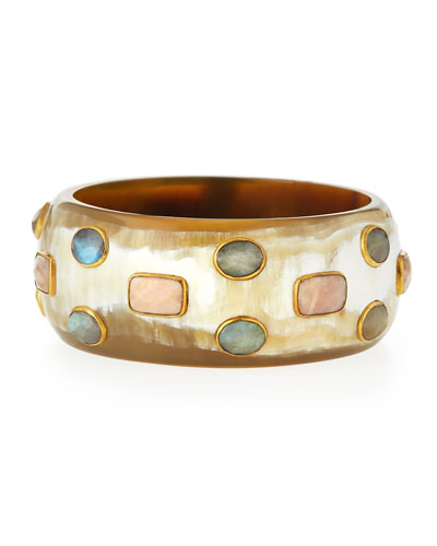 Kuwasha Light Horn Bangle