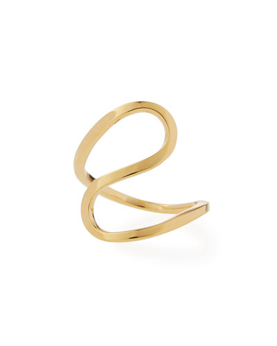 Bridgette 18k Gold Vermeil Ring