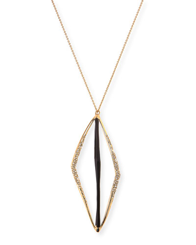 Miss Havisham Prism Pendant Necklace