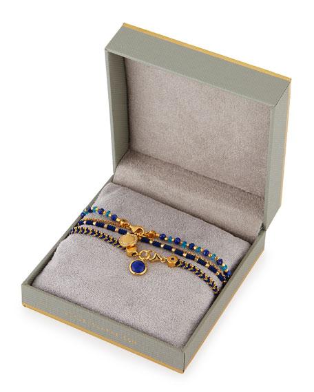 Intrepid Spirit Charm Bracelets, Set of 3
