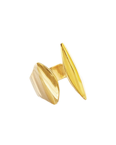 14k Gold Elite Open Ring
