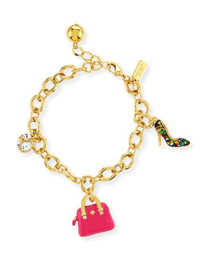 classic kate charm bracelet
