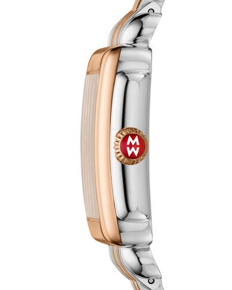 16mm Deco Seven Link Bracelet Strap, Two-Tone