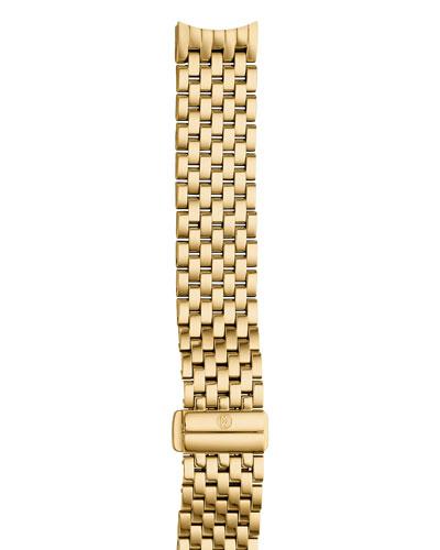 18mm Gracile 18K Bracelet Strap