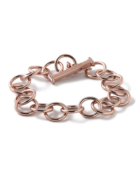 Ippolita Rose Glamazon Smooth Link Bracelet