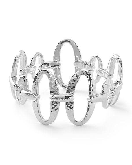 Ippolita 925 Glamazon Oval Link Bracelet