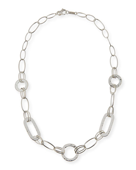 Ippolita 925 Glamazon Link Necklace, 20