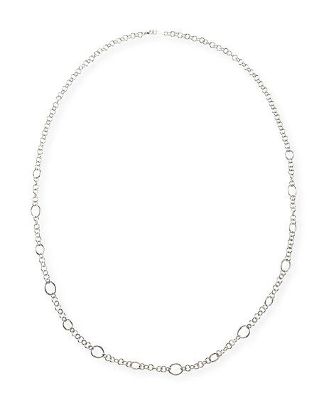 Ippolita Silver Glamazon Circle Link Necklace, 40