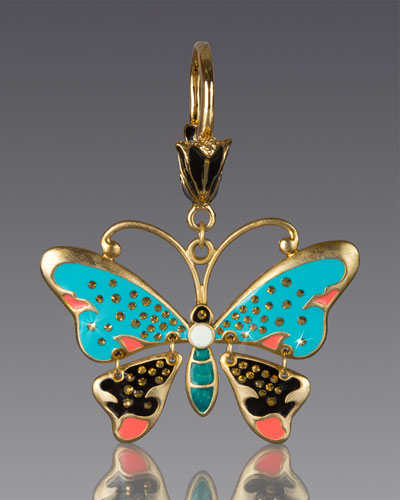 Butterfly Key Chain
