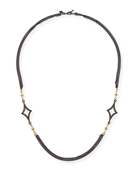 Armenta Old World Cravelli Station Necklace