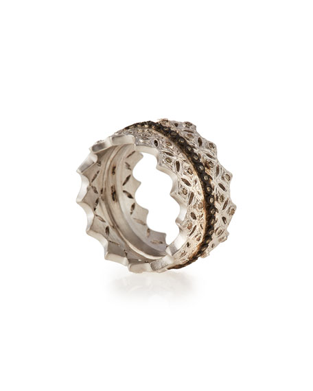 New World Wide Crivelli Diamond Ring