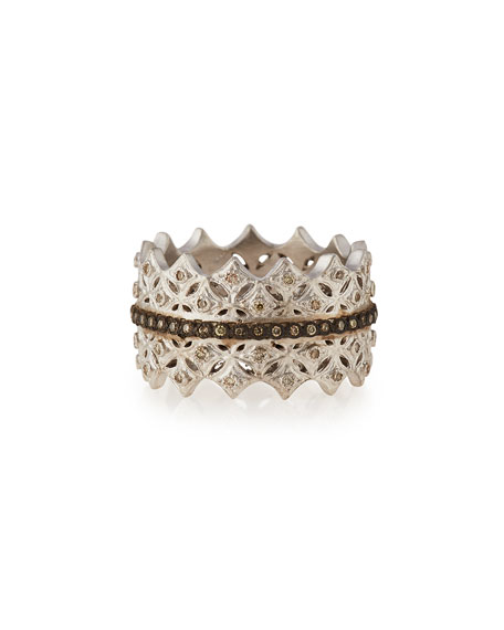 Armenta New World Wide Crivelli Diamond Ring
