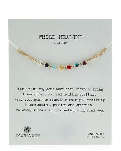 Whole Healing Gem Bracelet