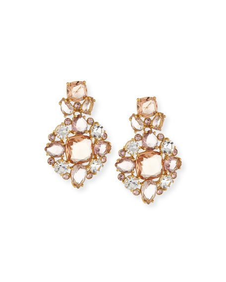 make me blush statement earrings