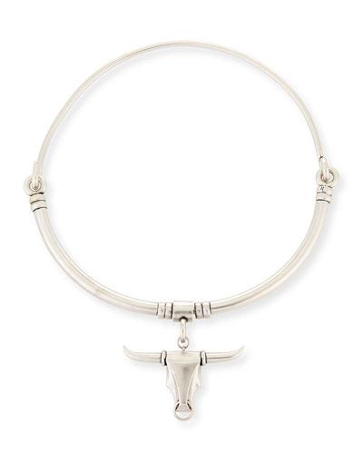 Sueño Toro Choker Necklace