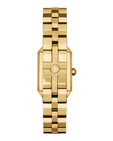 Dalloway Golden Bracelet Strap Watch
