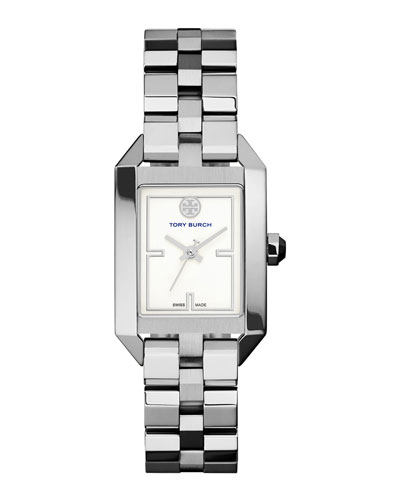 Dalloway Silvertone Bracelet Strap Watch