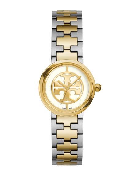 Tory Burch WatchesReva Two-Tone Bracelet Watch, 28mm