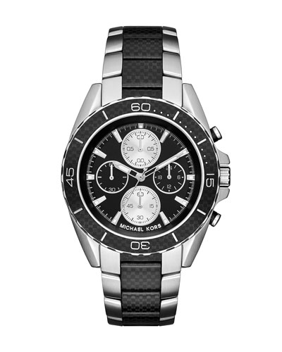 Jetmaster 45mm Stainless Steel Chronograph Watch