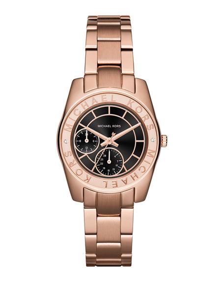 33mm Ryland Rose Golden Watch