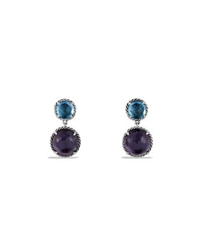 Chatelaine Double-Drop Earrings