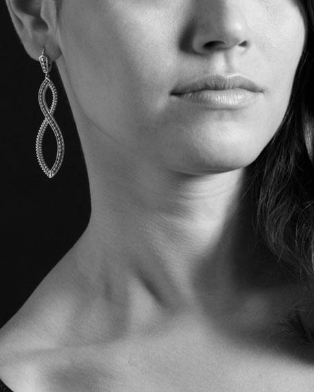 Infinity Double-Twist Earrings