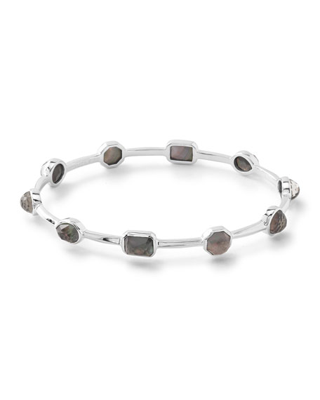 Ippolita 925 Rock Candy Mother-of-Pearl Oval Bangle