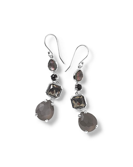 Ippolita Rock Candy?? Black Tie Drop Earrings