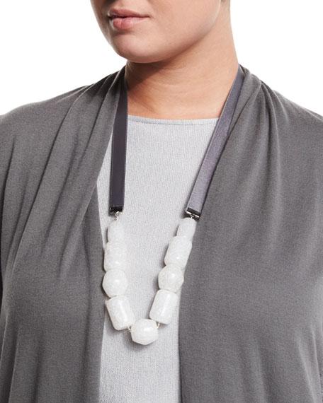 Marina Rinaldi Livia Stone Necklace