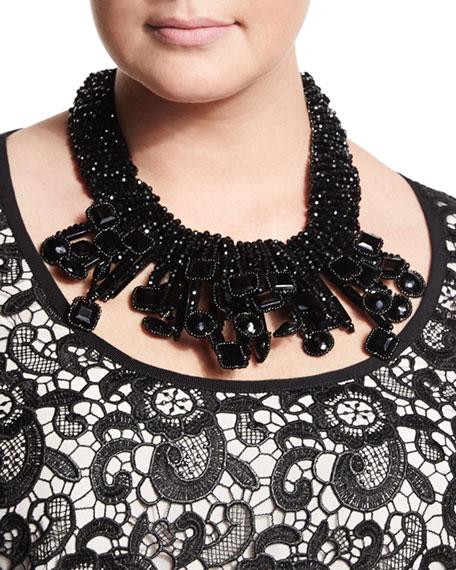 Marina Rinaldi Laura Beaded Necklace