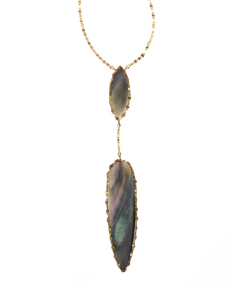 Lana Elite Mystiq Ovate Necklace