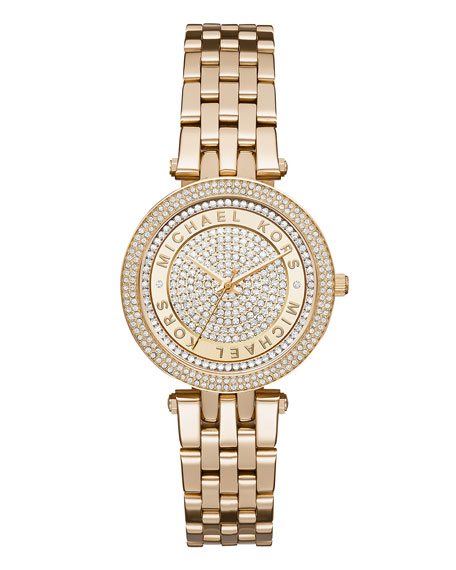 MICHAEL MICHAEL KORS Darci 33mm Mini Bracelet Watch