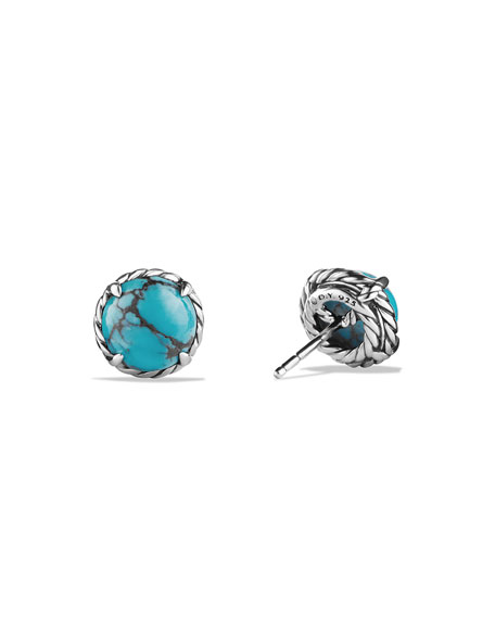 David Yurman Chatelaine Stud Earrings