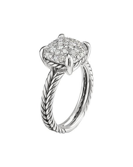 11mm Châtelaine Diamond Mosaic Ring