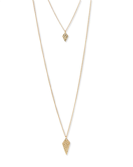 Jules Smith Libbie Double-Layer Necklace