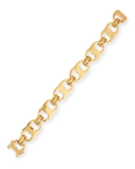 Tory Burch Gemini Golden Link Bracelet