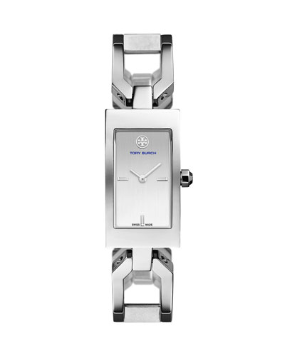 Buddy Stainless Steel Watch Bangle