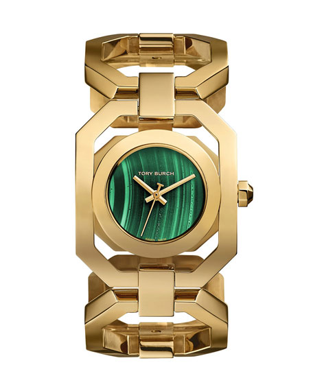 Tory Burch Watches Gigi Limited-Edition Golden Stainless Steel