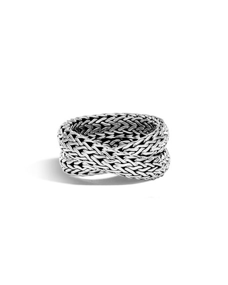 Classic Chain Intersect Ring