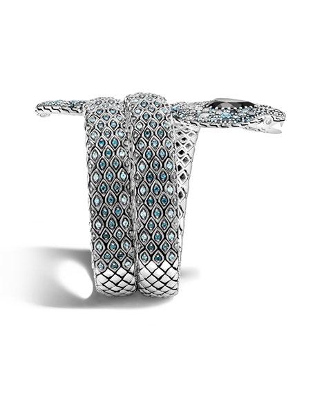 Cobra Legends Lava Sterling Silver Bracelet