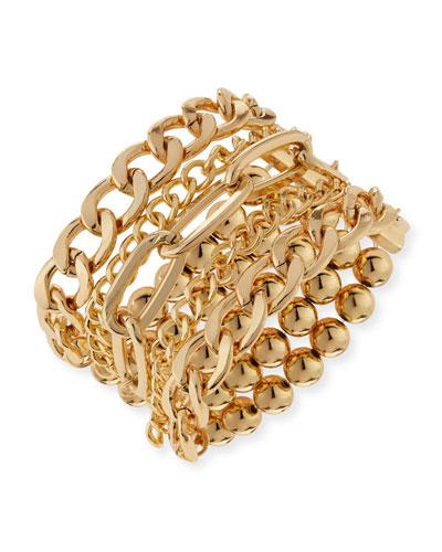 Multi-Row Stretch Bracelet