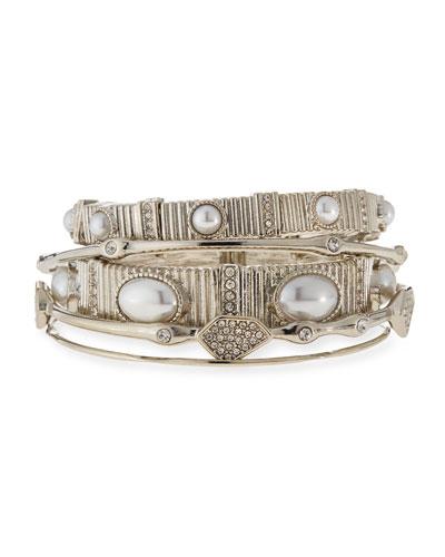 Slip-On Bracelet Set
