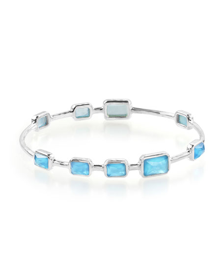 Ippolita 925 Rock Candy Wonderland 9-Stone Bangle in