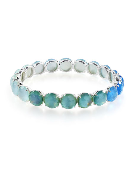 Ippolita Rock Candy Wonderland Colorblock Bracelet in Blue