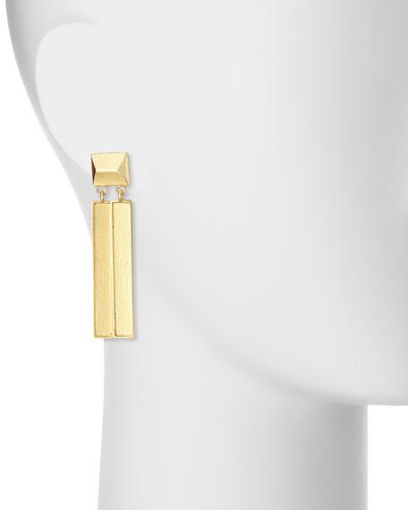 Versatile Stick Drop Earrings
