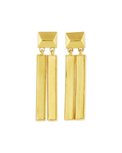 Versatile Stick Drop Earrings