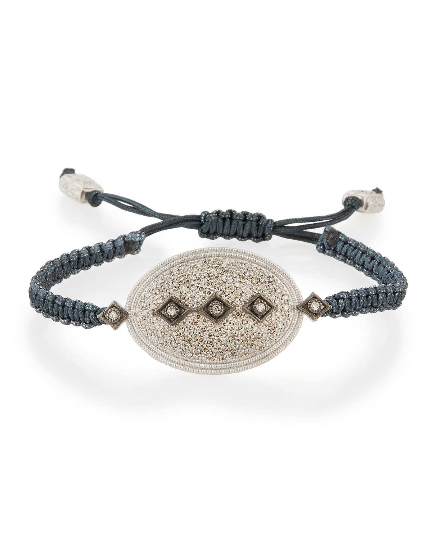 Armenta New World Crivelli Pull Bracelet with Diamonds h0yzvE9EW