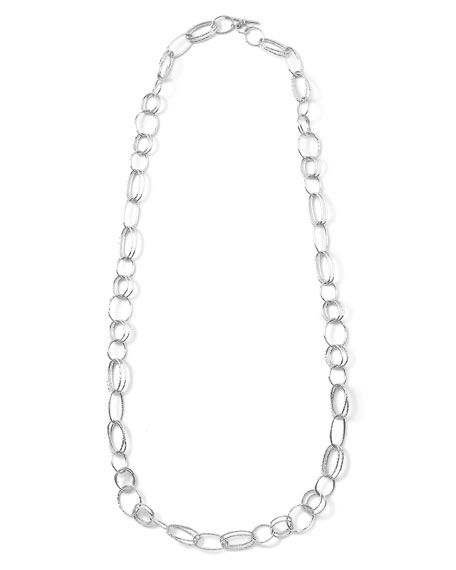 Ippolita 925 Glamazon Oval Link Necklace, 42
