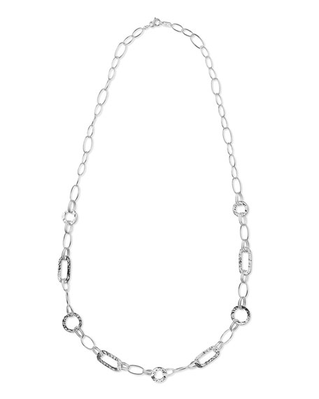 Ippolita 925 Glamazon Link Necklace, 40