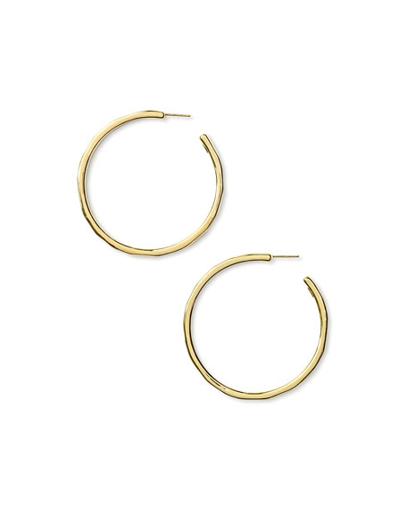 Ippolita 18K Glamazon Large Hoop Earrings